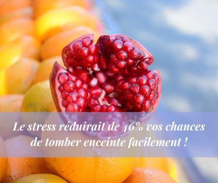 Le stress réduirait de 46% vos chances de tomber enceinte facilement !